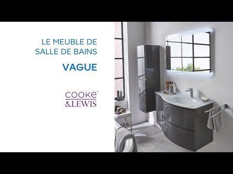 Meuble de salle de bains Volga COOKE & LEWIS (630016) Castorama ...