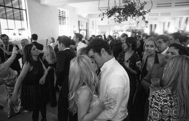 nice Wedding - LA Connection: Charlotte LeCorgne - Michael Baracco wedding Check more at https://speeddating.tn/wedding-la-connection-charlotte-lecorgne-michael-baracco-wedding/
