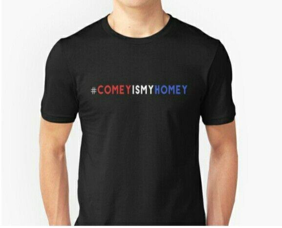 #ComeyismyHomey