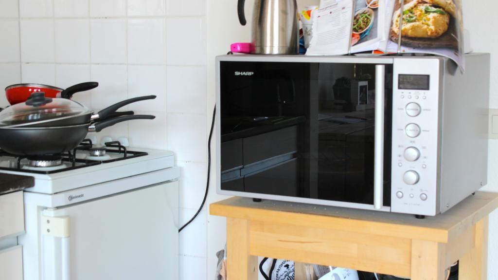 Glazen Douchewand Schoonmaken : Tip snel en makkelijk je magnetron schoonmaken