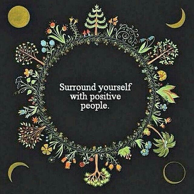 Surround Yourself With Positive People Quotes Quotes