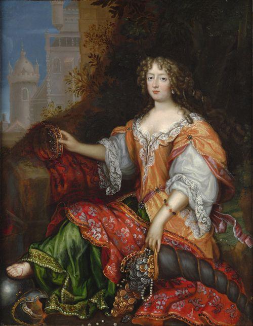 La Fille Au Roi Louis : fille, louis, November, Madame, Guillotine, Portrait,, Louis, Century, Fashion