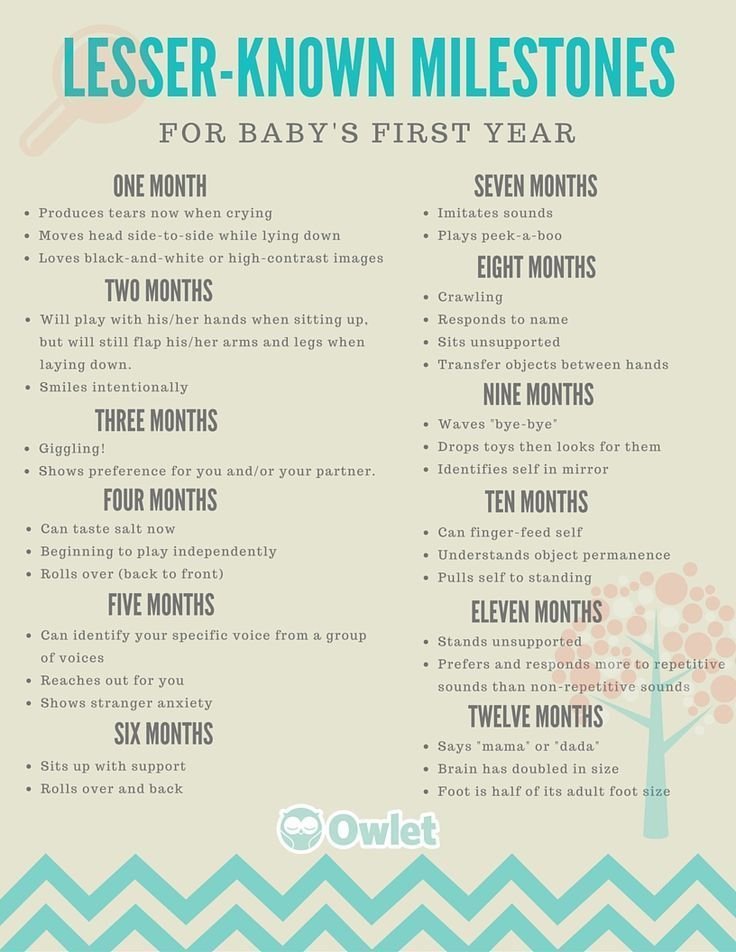 Milestones For BabyS First Year  Babies Parents And Pregnancy