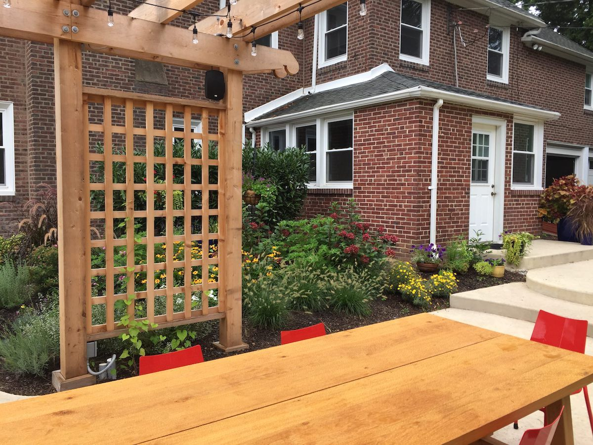 An Amazing Outdoor Entertainment Area In Rydal | Plants, Outdoor ...