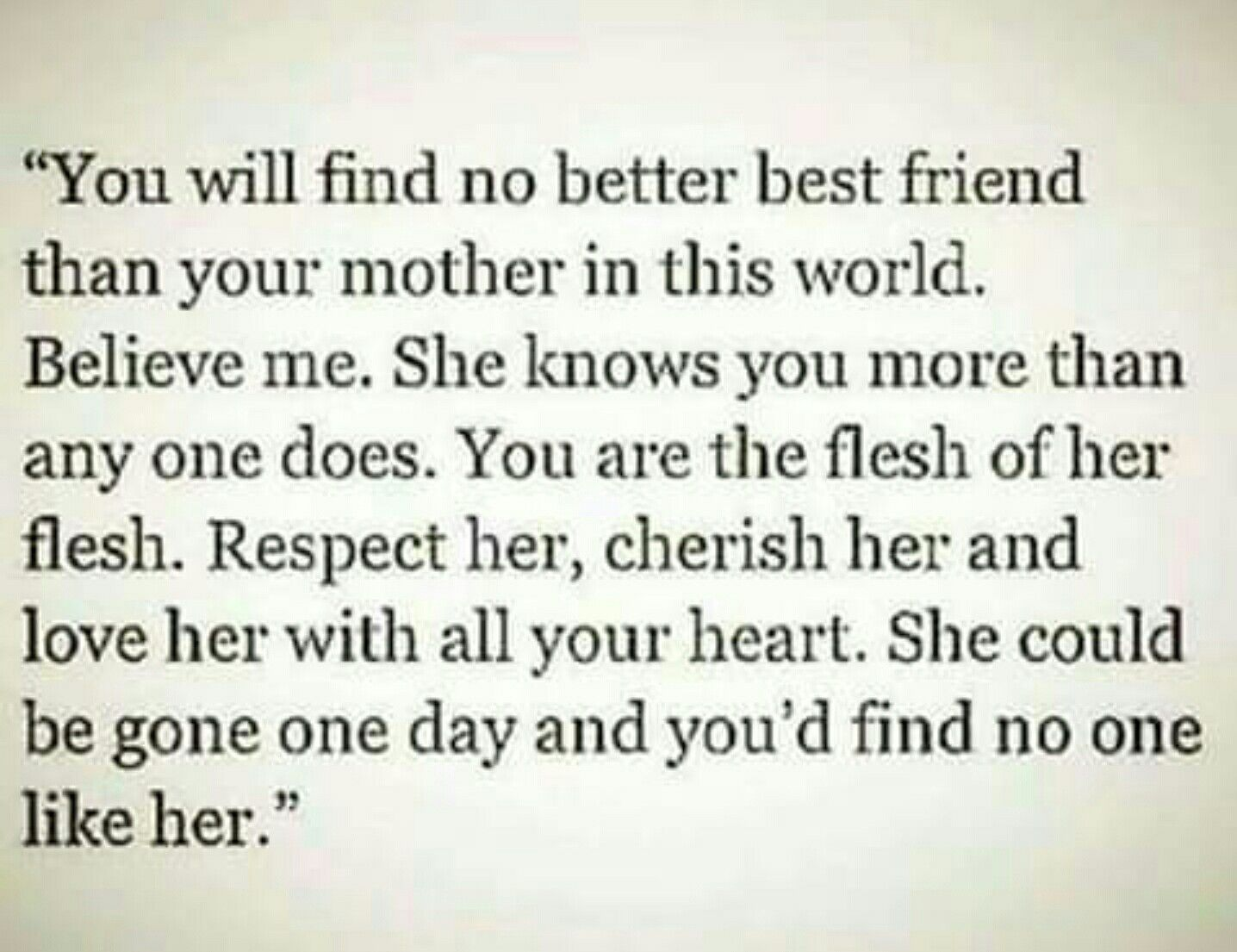 you love her more than me