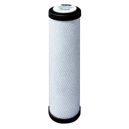 Ecosoft Countertop Water Replacement Filter Cartridge With Coconut