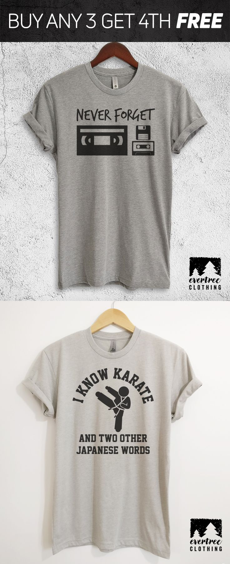 Never Forget 80s Shirt   I Know Karate And Two Other Japanese Words Shirt