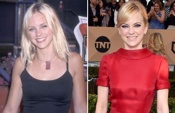 Actors Of The 2000s Then And Now Anna Faris Celebrities Actors