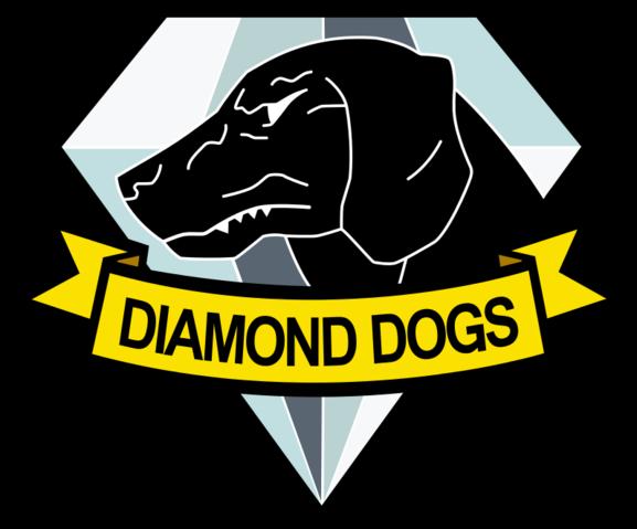 Diamond Dogs Juegos De Arte Dibujos Arte