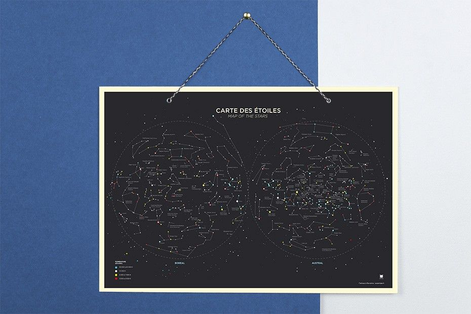 Map of the Stars