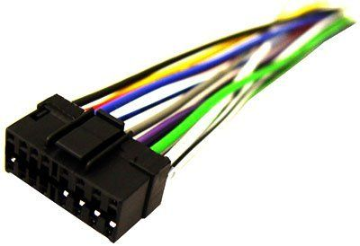 Sony So 16 16 Pin Wire Harness By Sony 7 61 Please Specify Which Model Headunit You Will Be Applying This Harness To When Ordering Harness Sony Wire