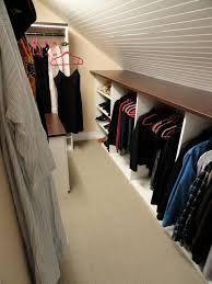 Attic Bedroom Closets