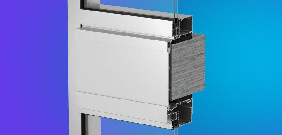Yww 50 T Ykk Ap Aluminum Window Wall Building Products Window