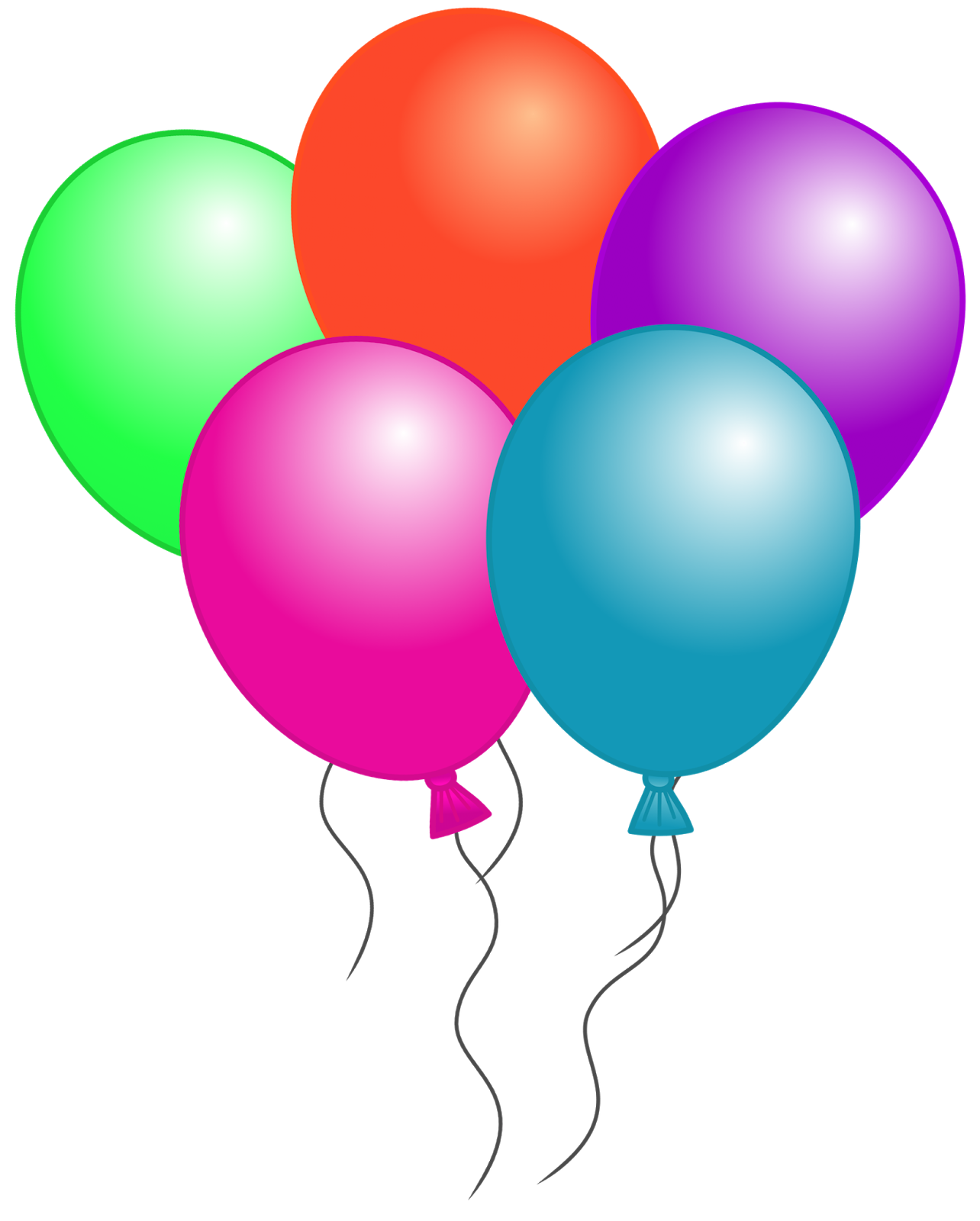 Classroom treasures birthday balloons