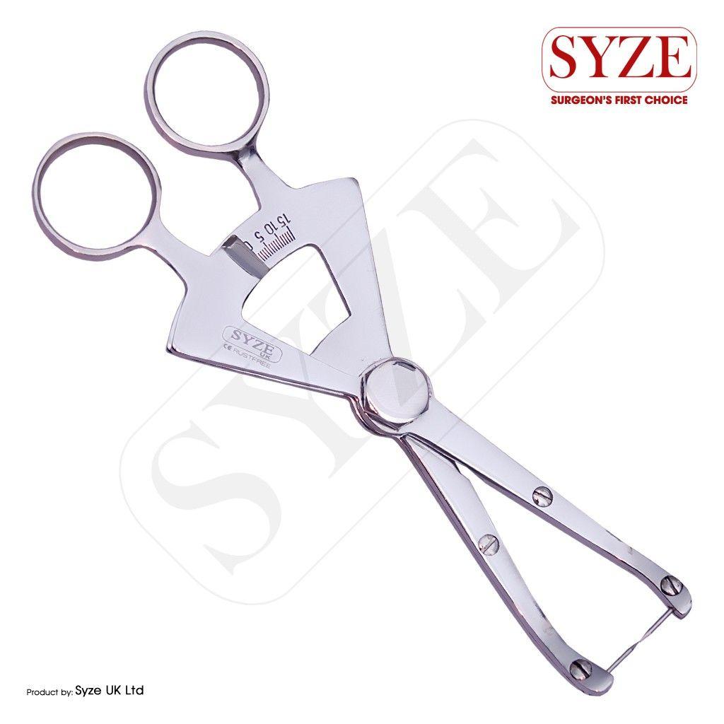 Hammacher Precision Caliper Dental instruments
