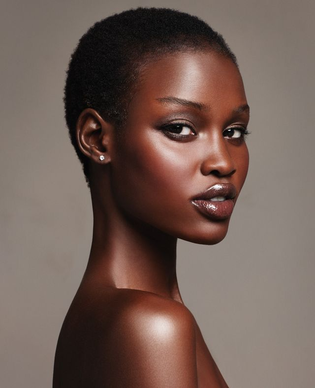 Pin By Style Afrique On African Make Up Beaut 233