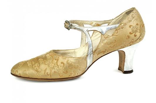 1920s Hair Accessories Shoe