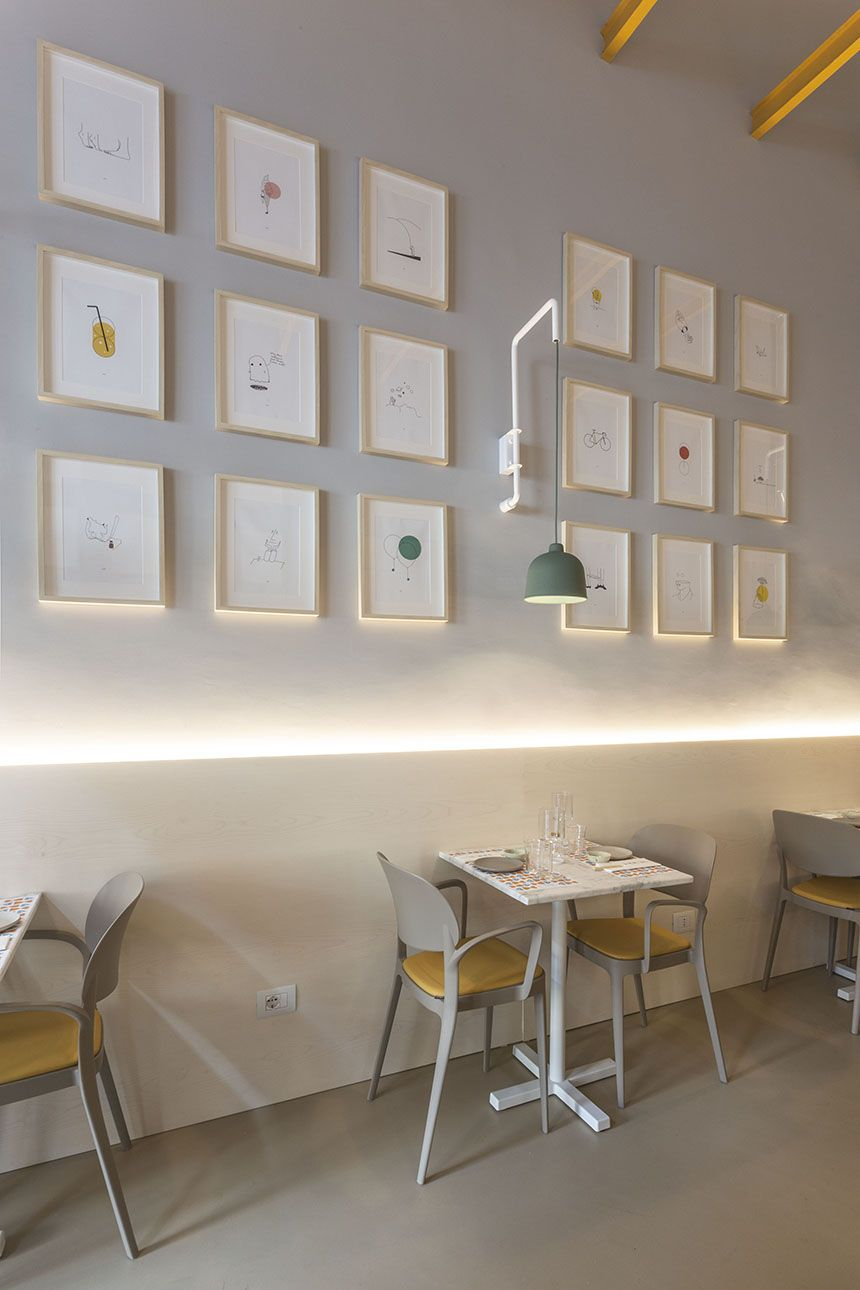 Fadd Architects Sushi And Co Restaurant