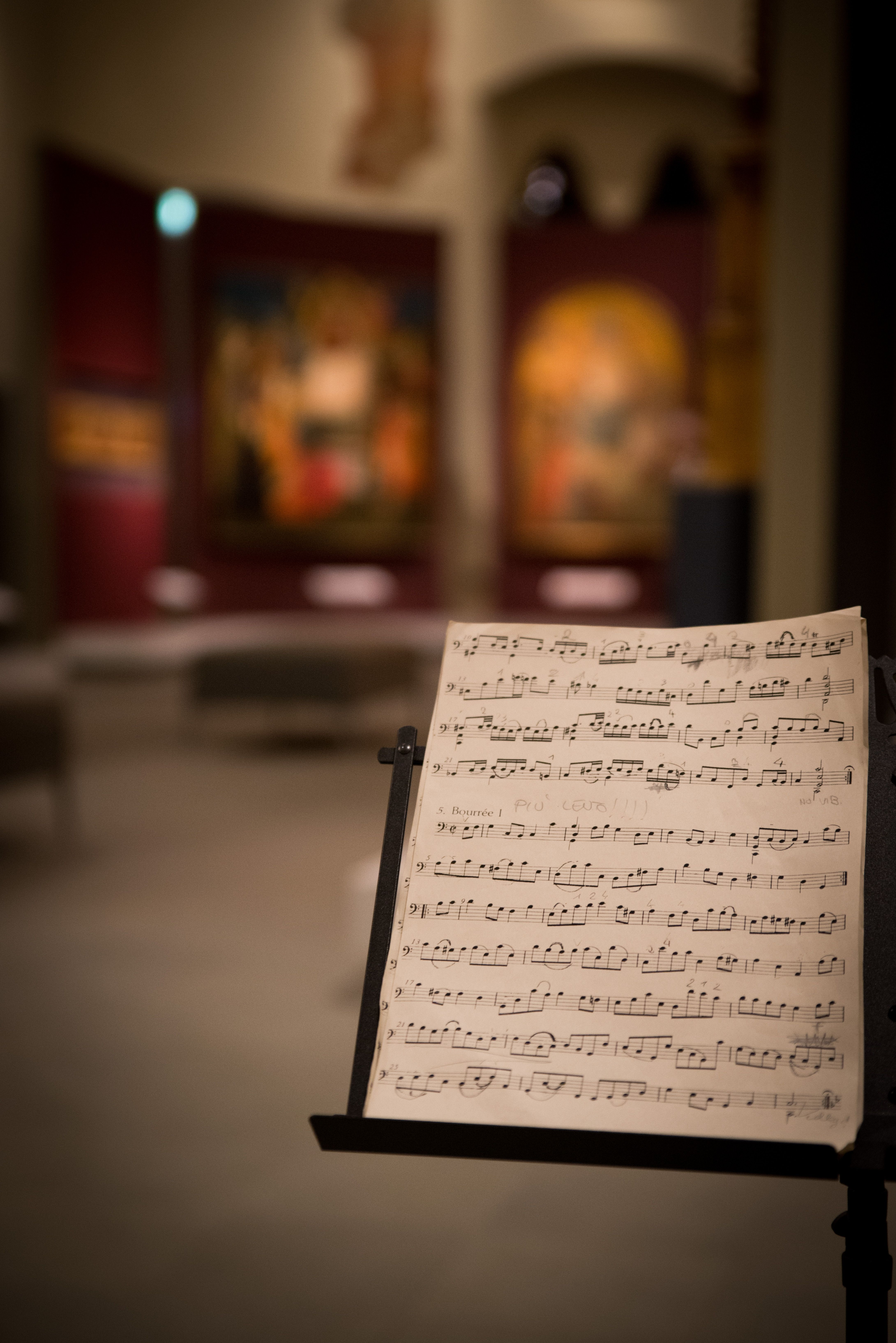 Notte di note al Museo...