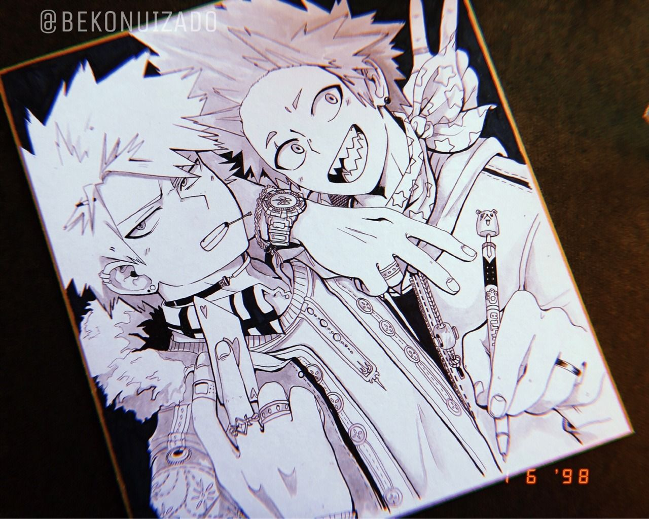 Bakushima Heals the Soul (With images) Anime book, Hero