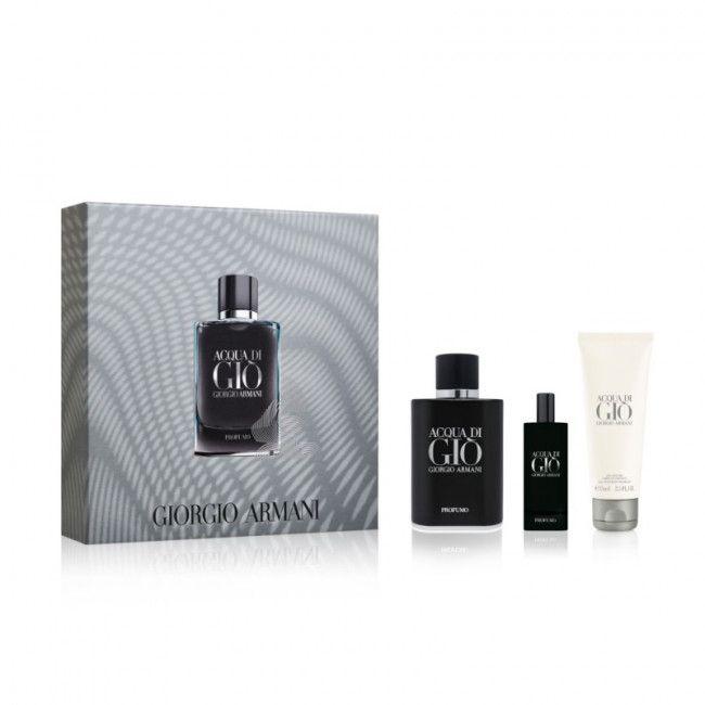 Giorgio Armani Lote ACQUA DI GIO PROFUMO Eau de parfum   Kits ... e6e4d3ac1871