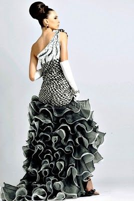 Cool funky prom dresses - Prom dress style