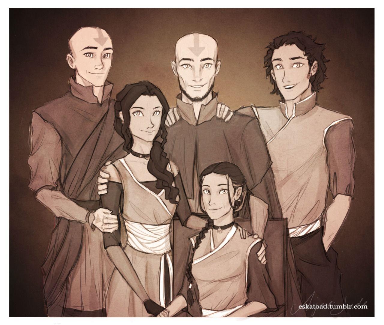 Avatar Ang: Avatar Herr Der Elemente