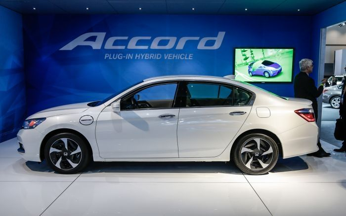 2019 Honda Accord Hybrid Overview And Price