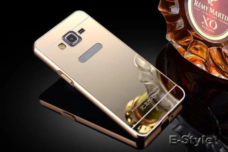Mirror Phone Cases For Samsung Galaxy Grand Prime G530 G531 Case