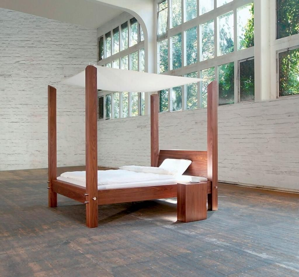 Himmelbett loft art317 | Produktdesign | wissmann raumobjekte | bett ...