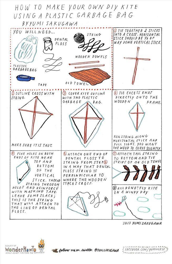 Kite Card Template Recherche Google Kite Making Card