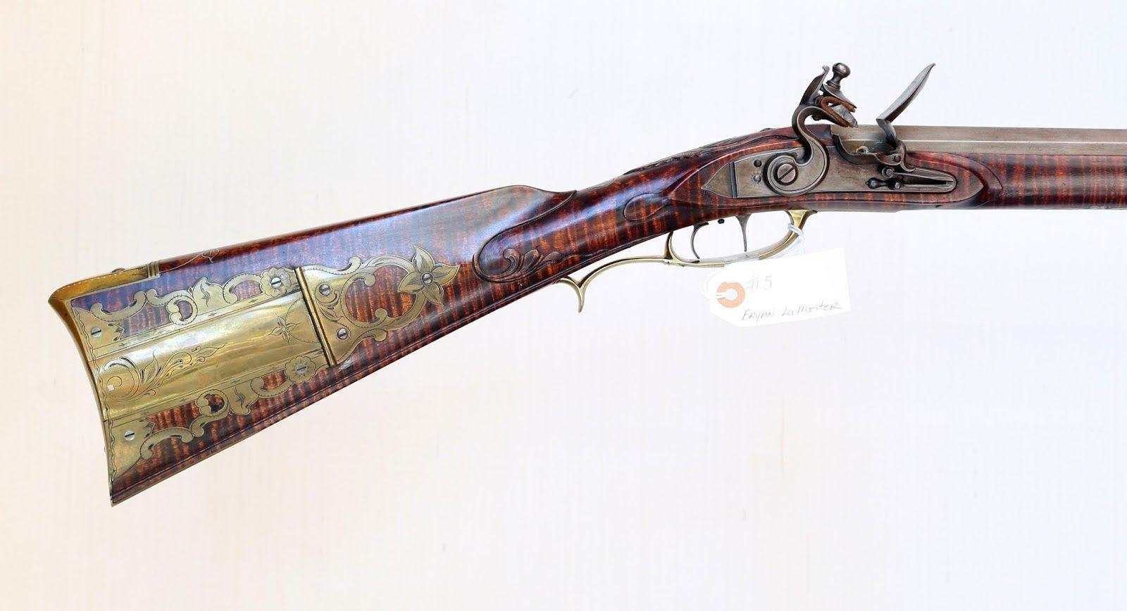 Contemporary Makers | the gun | Long rifle, Guns, Weapons