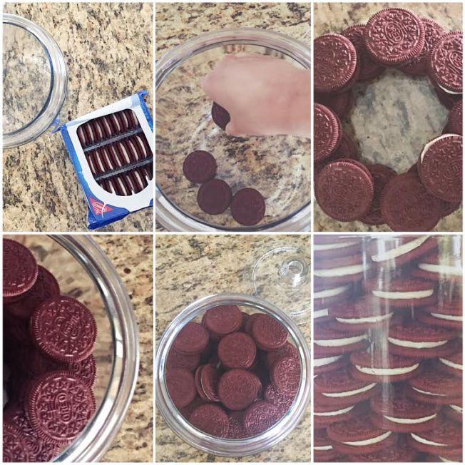 Khloe Kardashian Cookie Jar Beauteous Kardashian Cookie Jar Tutorial How To Stack Cookies Like Khloe
