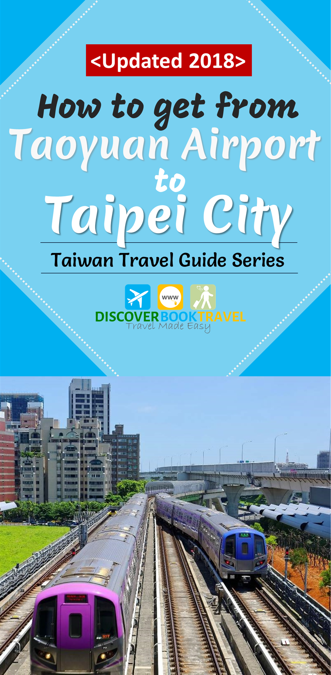 How to get from Taipei Taoyuan International Airport to