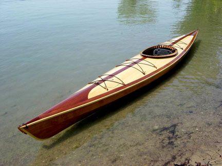Pygmy Kayak