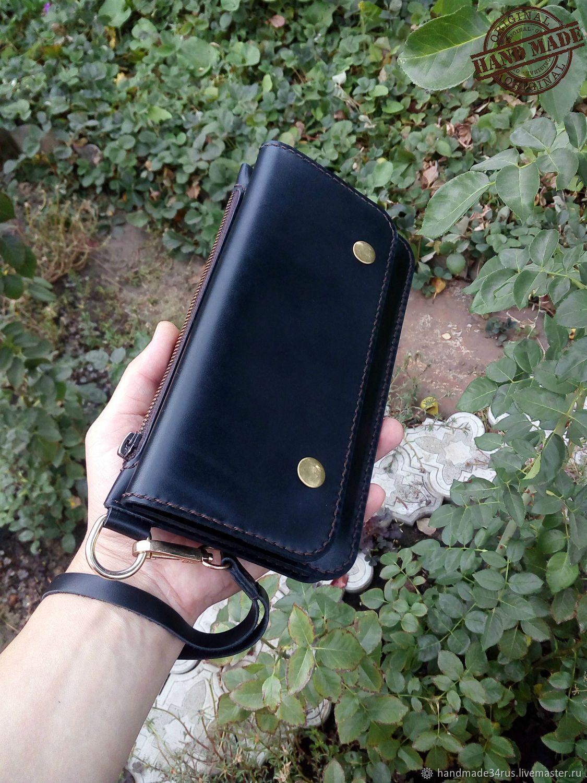 afa3e5cedca9 Барсетка ,клатч мужской ,большое портмоне.натуральная кожа - купить или  заказать в интернет