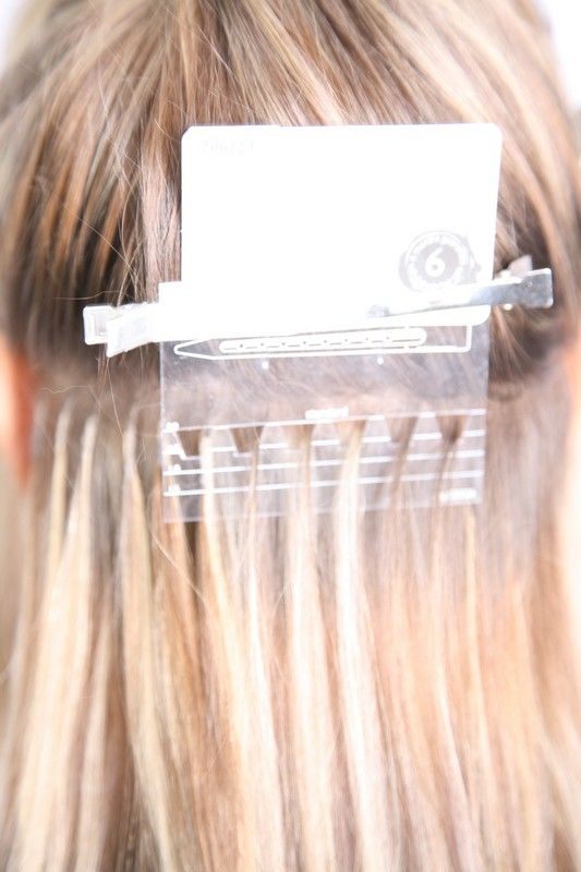Permanent Hair Extensions 07 Best Hair Extensions Pinterest