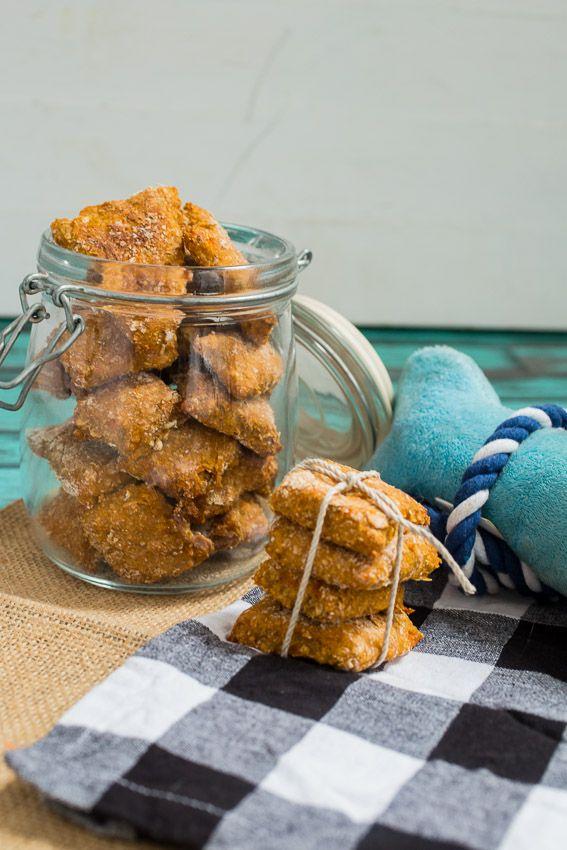 Sweet Potato Banana Dog Biscuits Recipe Dog Treat Recipes Dog