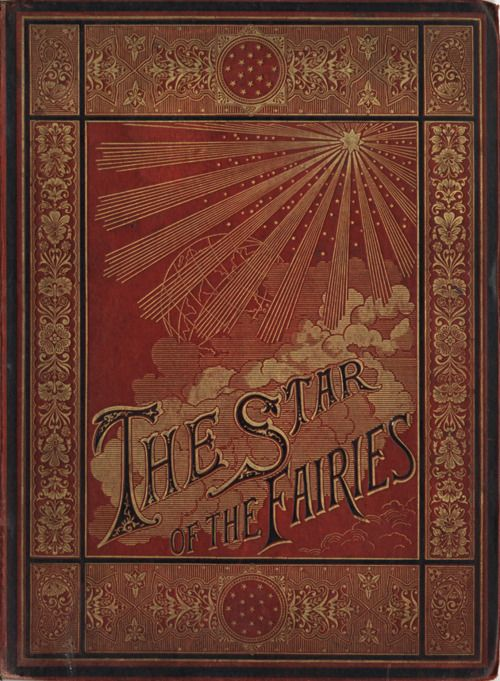 Star Of The Fairies Book Cover Illustration Vintage Book Covers Book Cover Art
