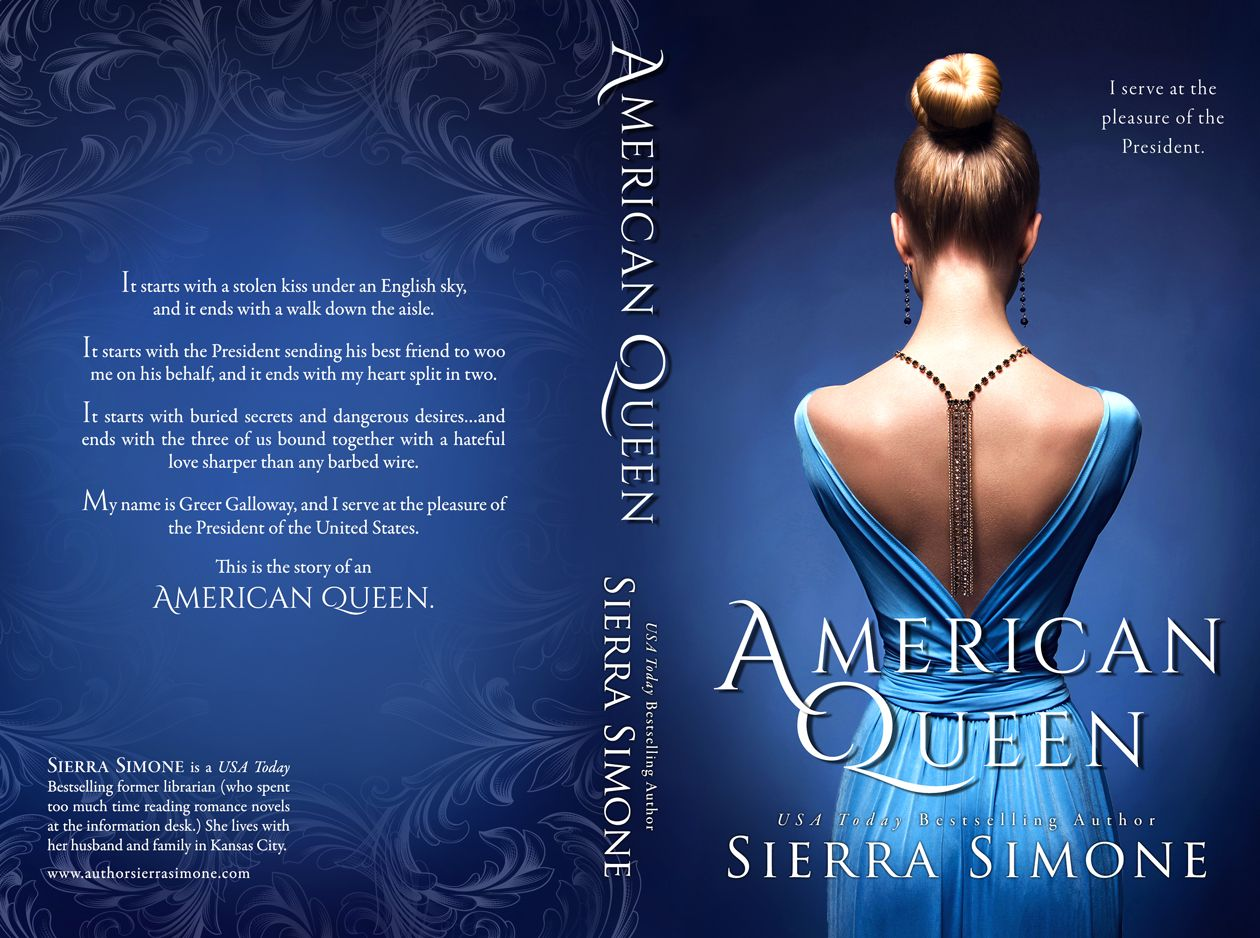 Cover Reveal American Queen By Sierra Simone Thesierrasimone Reading Romance Novels Book Addict Romance Covers