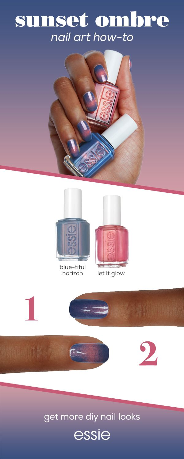 let it glow\' and get lost in our essie desert mirage collection ...