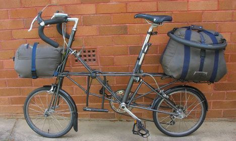 Review Moulton Am7 Separable Dual Suspension Bicycle Bicycle