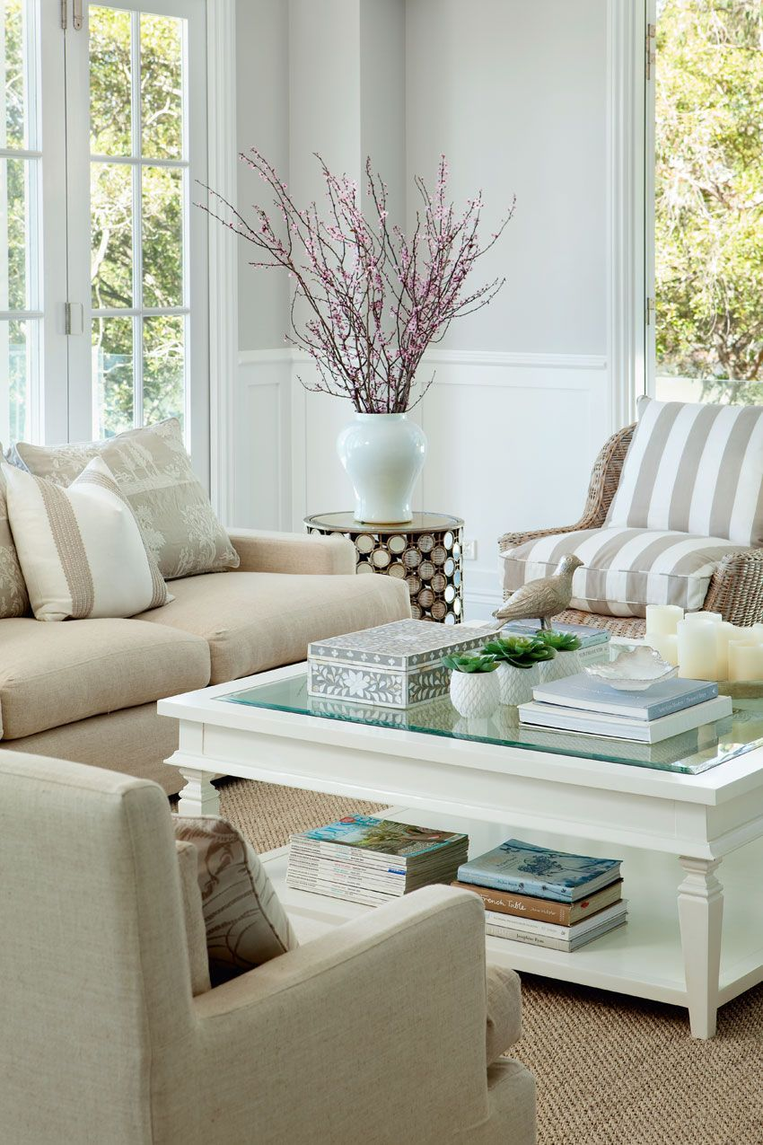 House, Home Magazine, Coastal Living Rooms, Home