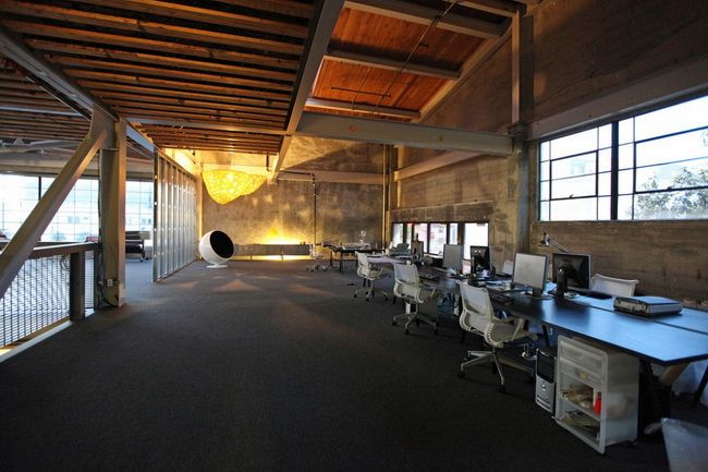 warehouse office design | Design and Furniture Specification ...