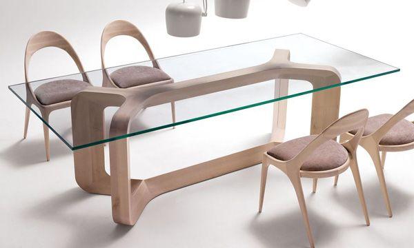 foto 5 mira esta cuidada seleccin de mesas y sillas para comedor en las que el diseo y el sentido prctico van de la mano - Sillas De Comedor De Diseo