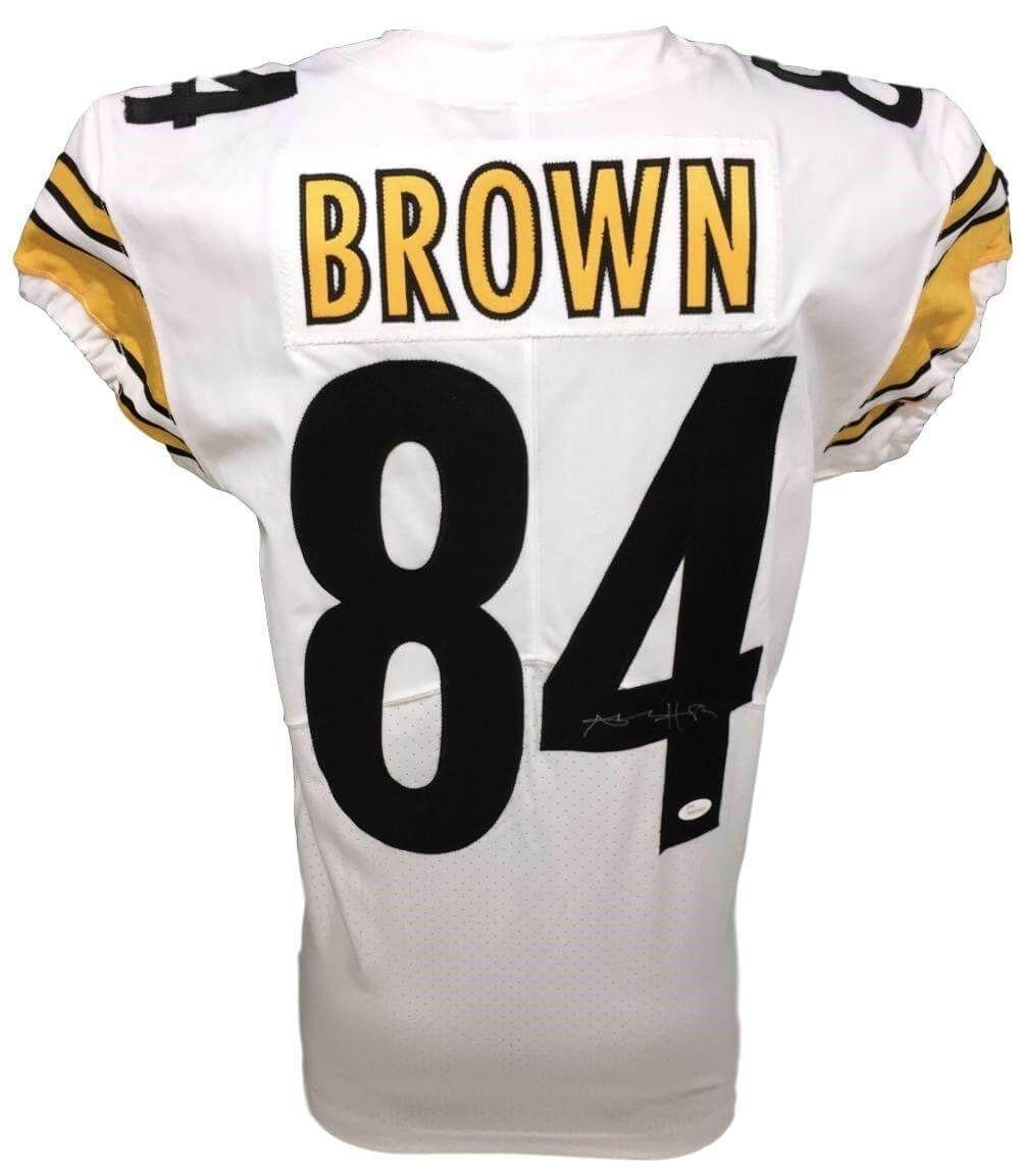 Antonio Brown Pittsburgh Steelers Autographed Jersey  0efc1f8e4