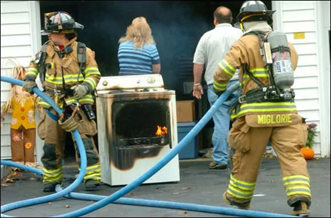 When was the last time you had your clothes dryer vent cleaned. Call us we can provide this service for you.