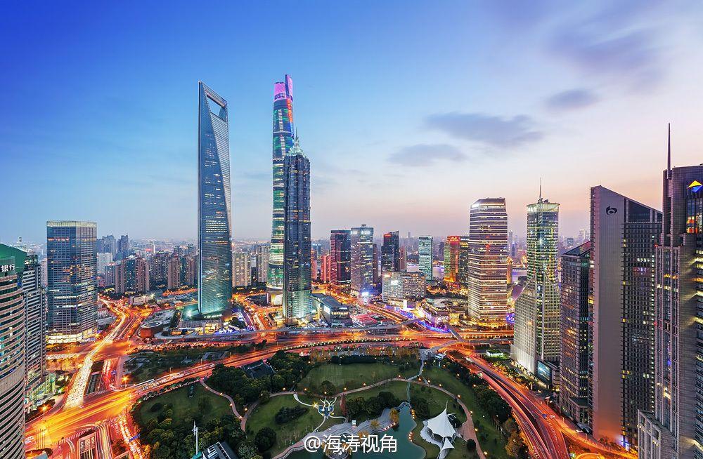 Shanghai skyline Shanghai skyline, Shanghai tower, City