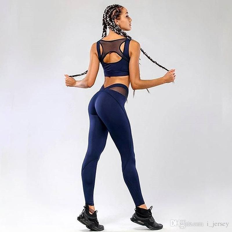 New U Life And I M Feeling Good Workout Clothes Cheap Fitness Wear Women Tops For Leggings