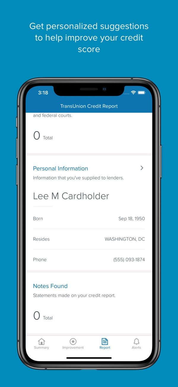 Capital One CreditWise on the App Store (With images